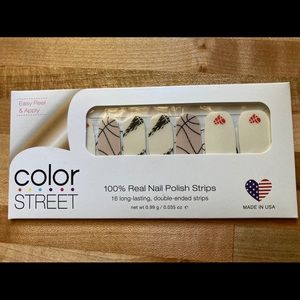 """RETIRED """"Hoop! There It Is"""" Color Street Nails"""